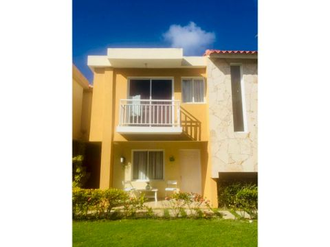 villa en punta cana palm beach