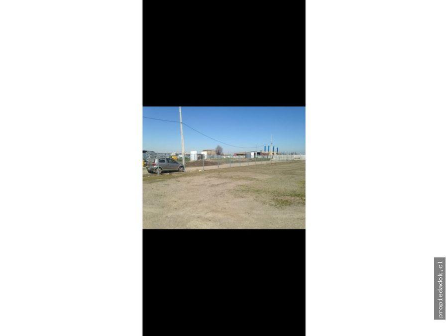 terreno industrial sector el taqueral 5220 m2 lampa
