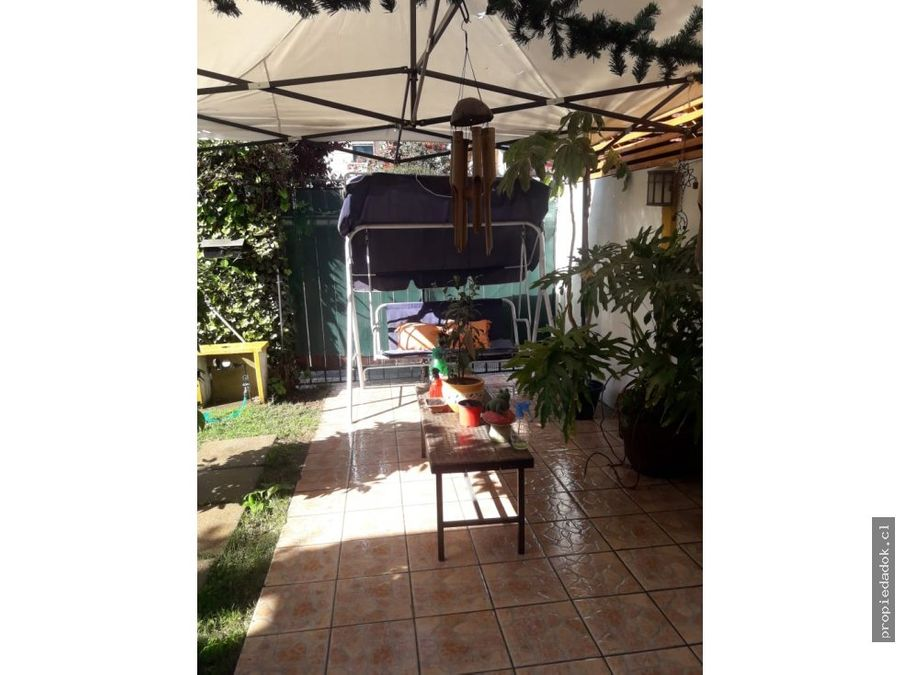 casa mediterranea excelente ubicacion en maipu