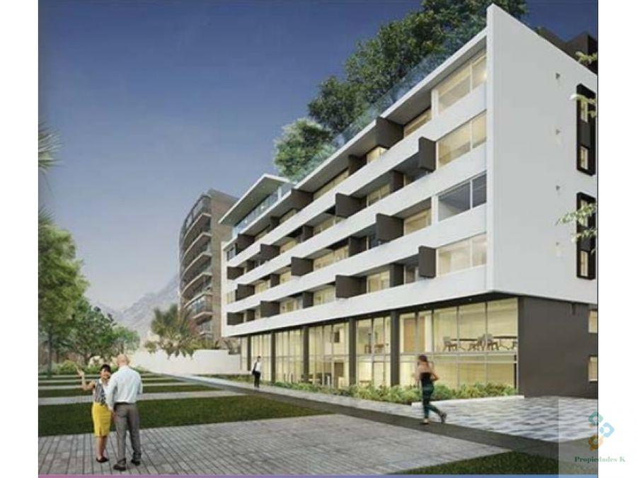 oportunidad de inversion santiago centro proyecto albora