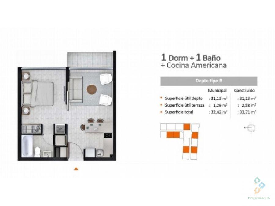 oportunidad de inversion santiago centro proyecto edificio centrico
