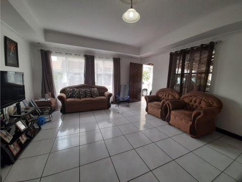 casa en sabana excelente oportunidad en condominio v0353