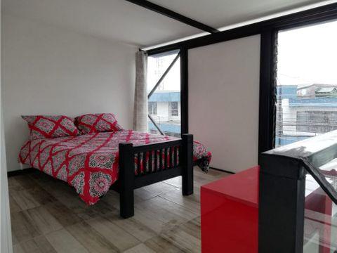 apartamento en sabana buena iluminacion a0574