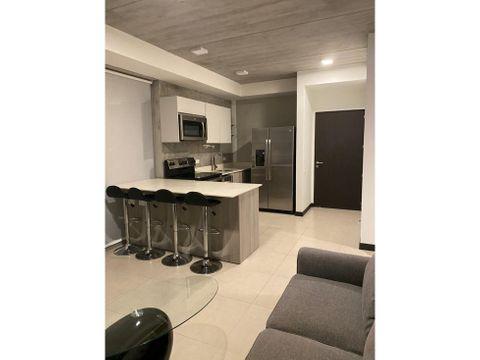 apartamento en rohrmoser exclusivo con linea blanca a1124