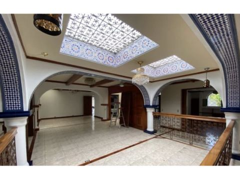casa en rohrmoser espectacular uso de suelo mixto a1180