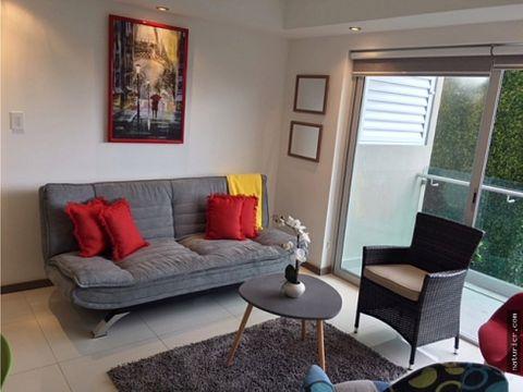 alquiler apartamento amoblado rohrmoser paradisus