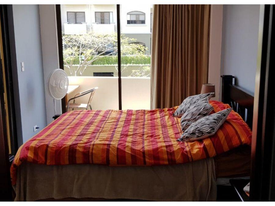 alquiler apartamento full amoblado en montesol santa ana