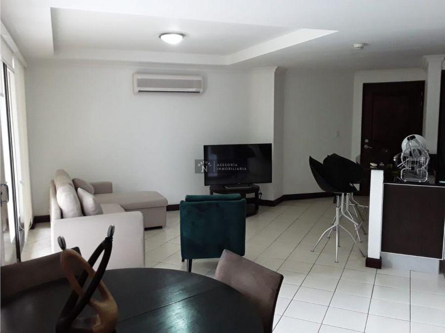 alquiler apartamento amoblado en avalon santa ana