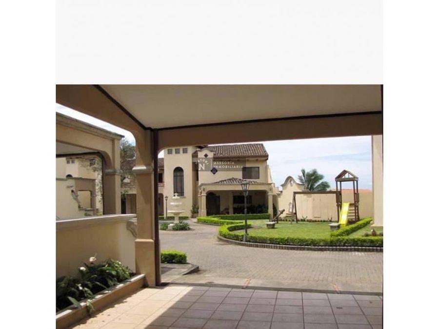 venta de casa en condominio en belen heredia