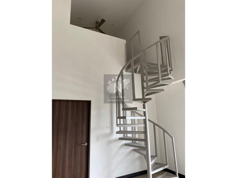 alquiler apartamento en urban fltas santa ana