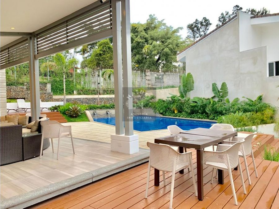 alquiler casa en bello horizonte de escazu