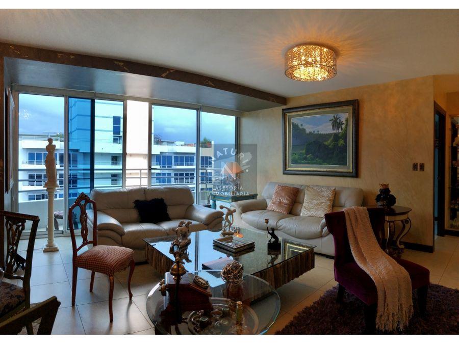 venta apartamento con o sin muebles en torre paseo colon