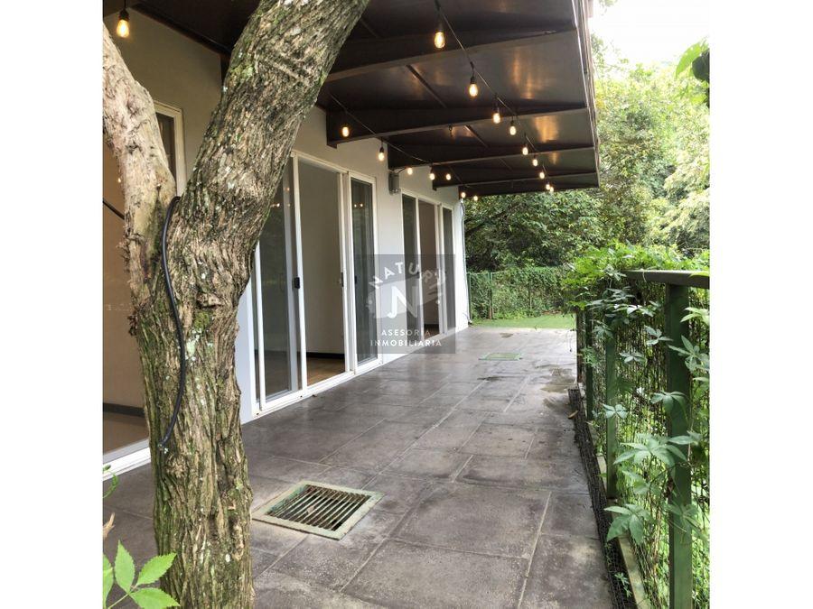 venta apartamento 1er piso san nicolas de bari en rio oro santa ana