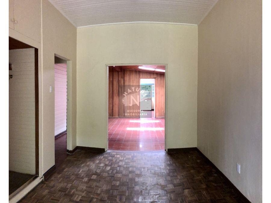alquiler amplia casa estilo rustico en escazu centro