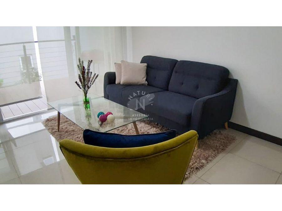 alquiler apartamento en san nicolas de bari santa ana