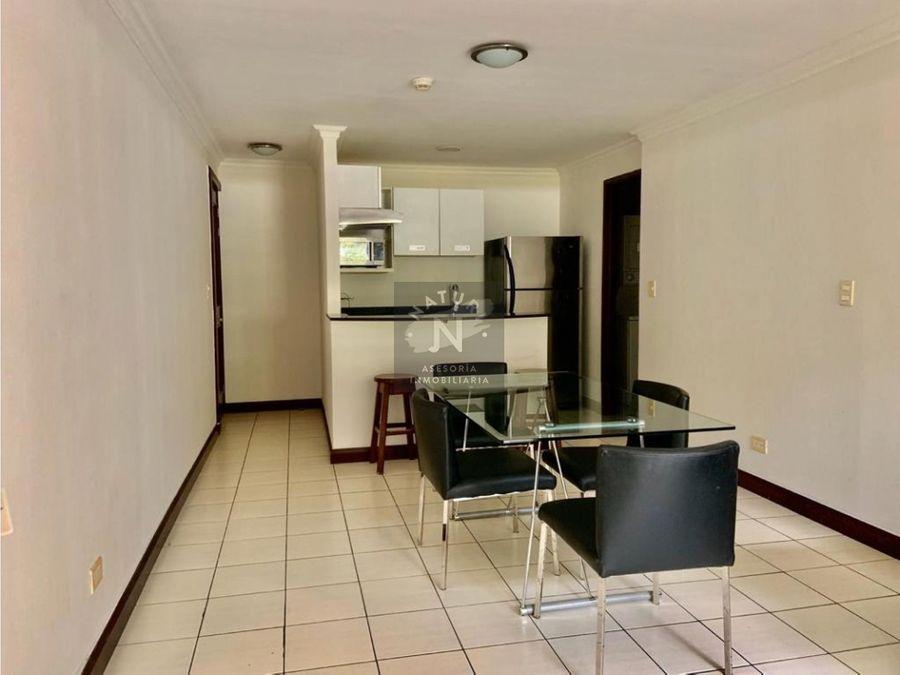 venta alquiler apartamento amoblado en santa ana