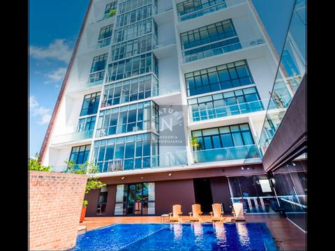 venta alquiler penthouse en metropolitan tower en sabana