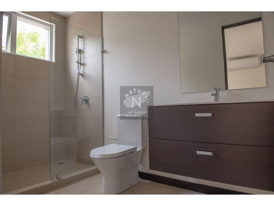 venta de apartamento condominio en pozos santa ana