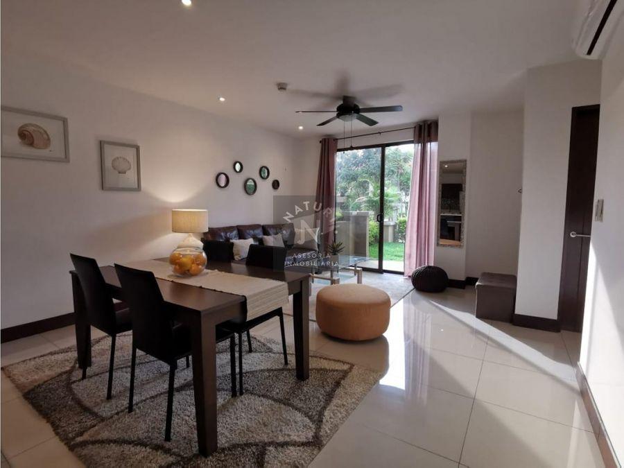 alquiler apartamento amoblado en montesol santa ana