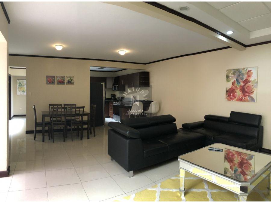 alquiler apartamento en san antonio de escazu