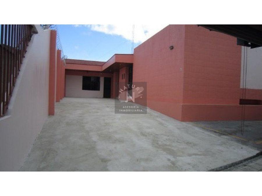 alquiler venta casa uso suelo mixto en robledal la uruca