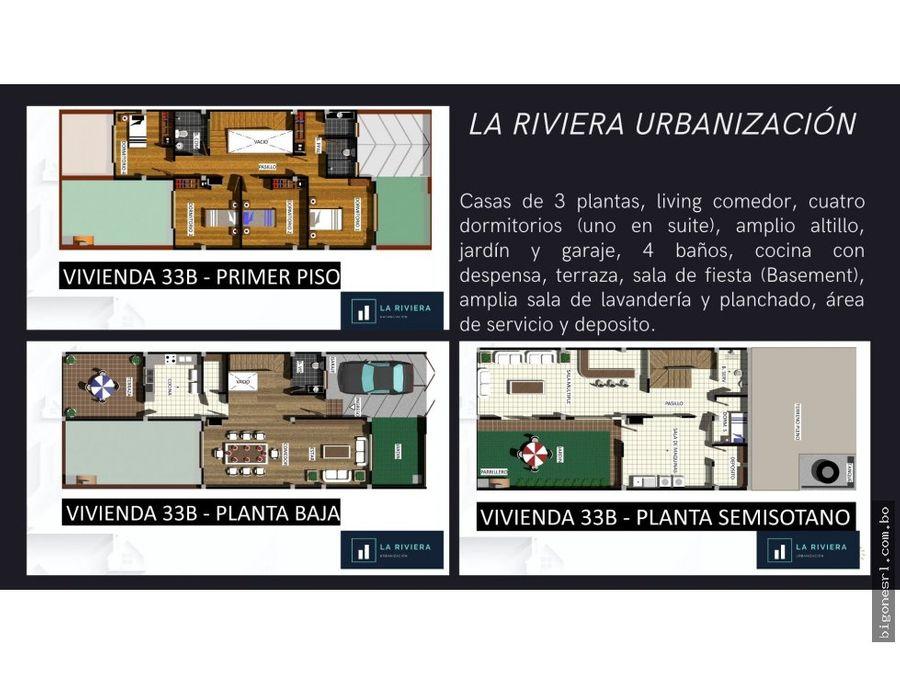 urbanizacion la riviera