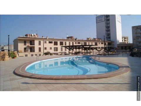 precioso piso con piscina comunitaria