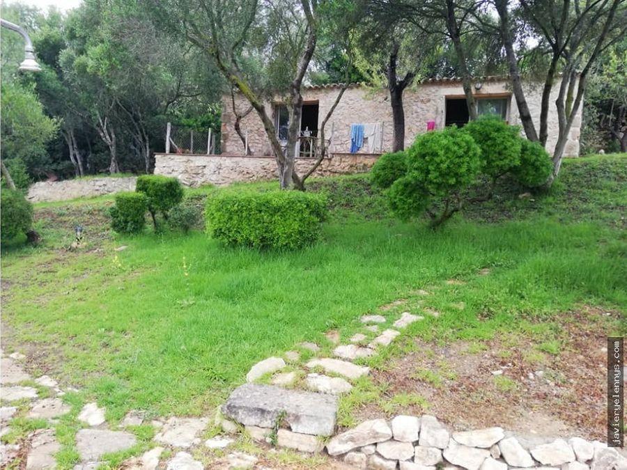 preciosa casa de campo en plena naturaleza