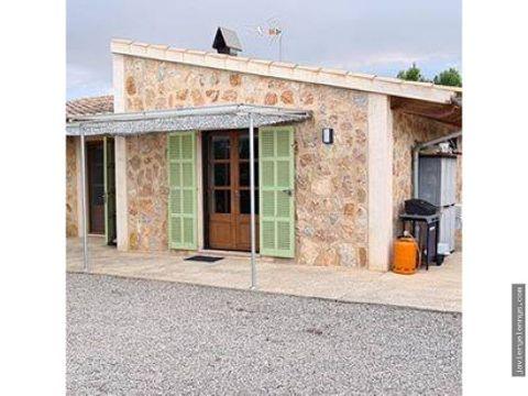 preciosa casa de campo de unos 80m2 al mas estilo rustico mallorquin