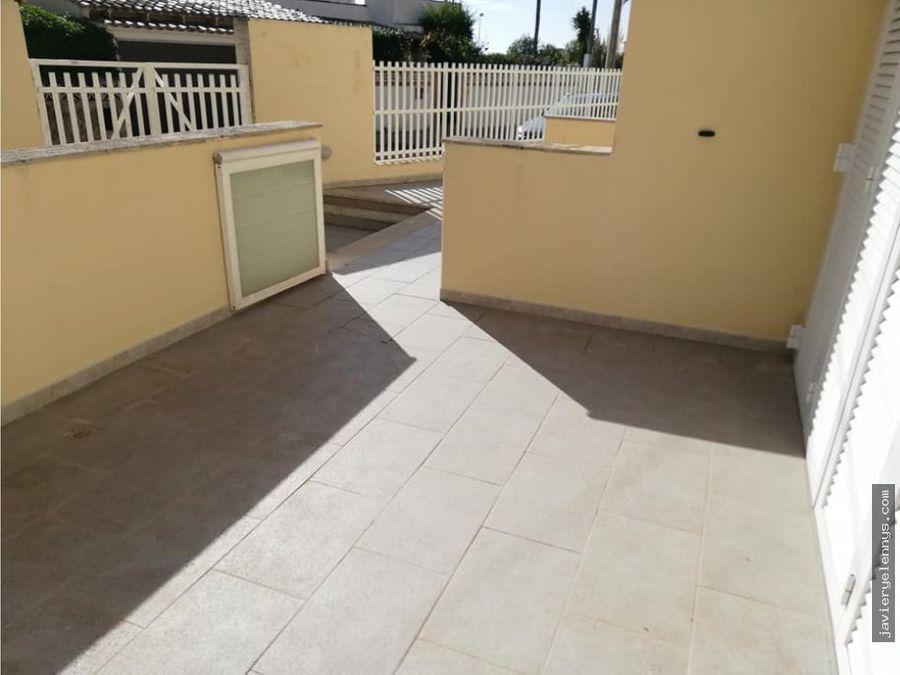 cala millor apartamento planta baja con piscina comunitaria