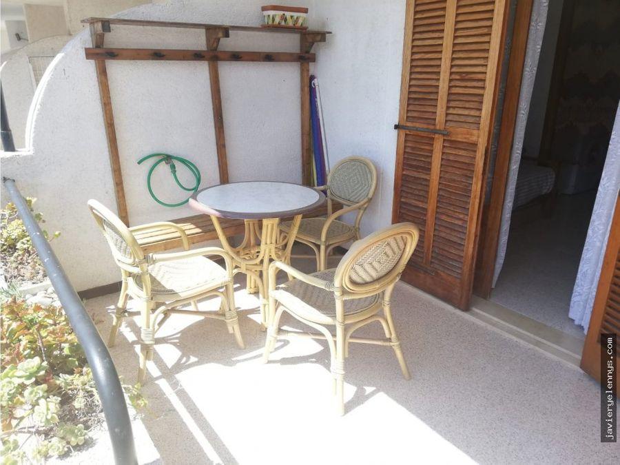 apartamento en el puerto de alcudia a 200 metros de la playa