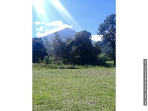 terreno en venta en antigua guatemala