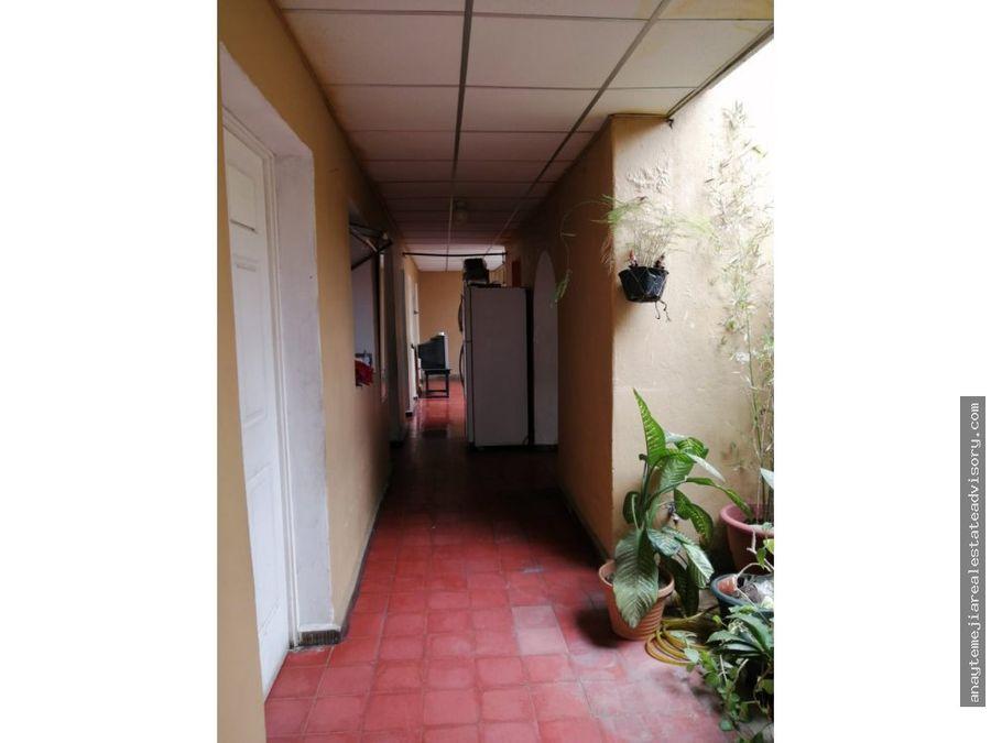 casa en renta zona 1