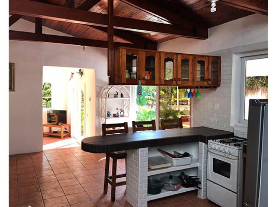 casa vacacional en renta en monterrico villa 4