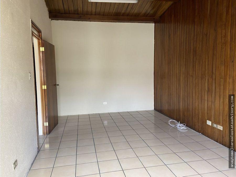 oficina en renta edificio el campo zona 14