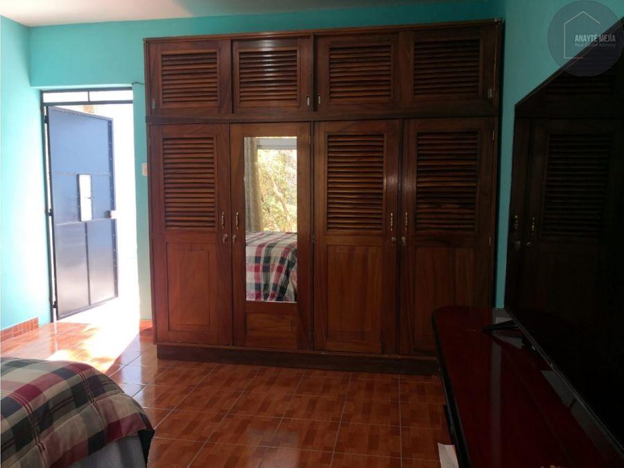 casa en venta san raymundo praderas del bambu