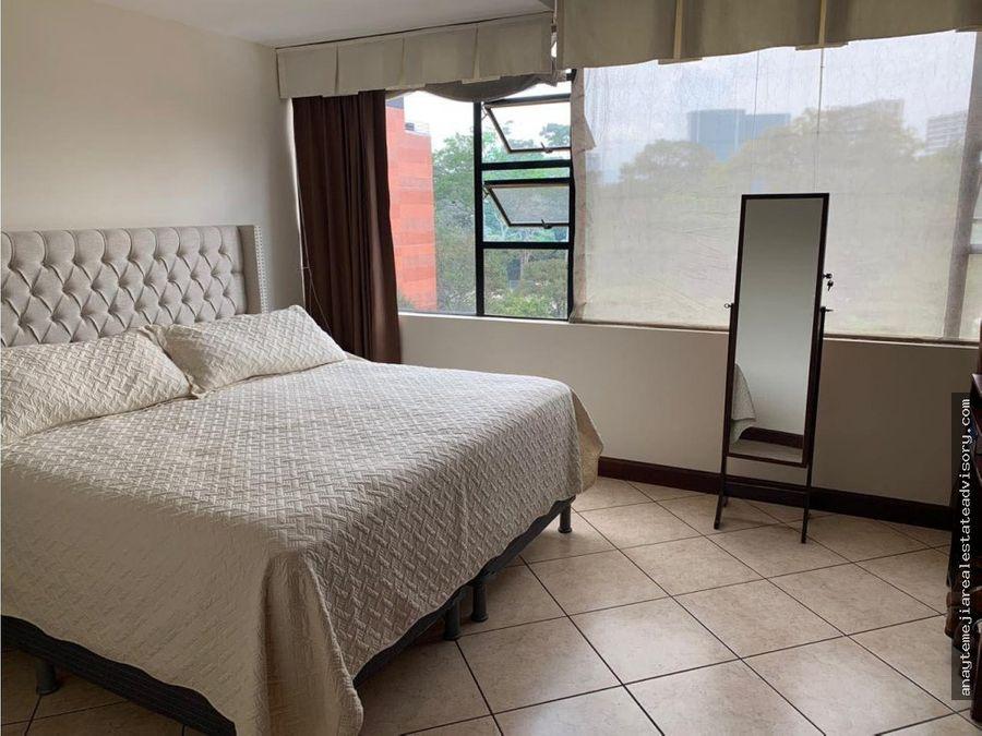 apartamento en renta edificio milenia zona 10