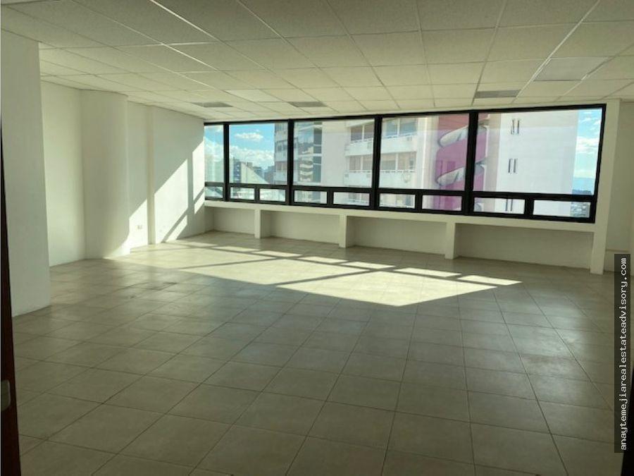 oficina en alquiler edificio 10 zona 10 capital