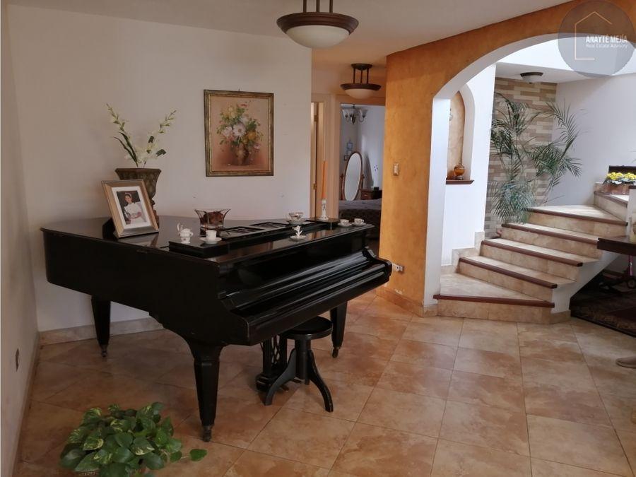 casa en venta zona 16 la montana