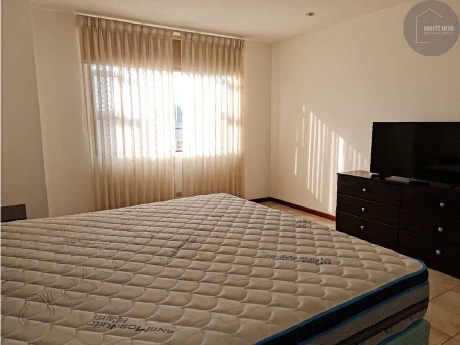 apartamento en renta condominio las mercedes