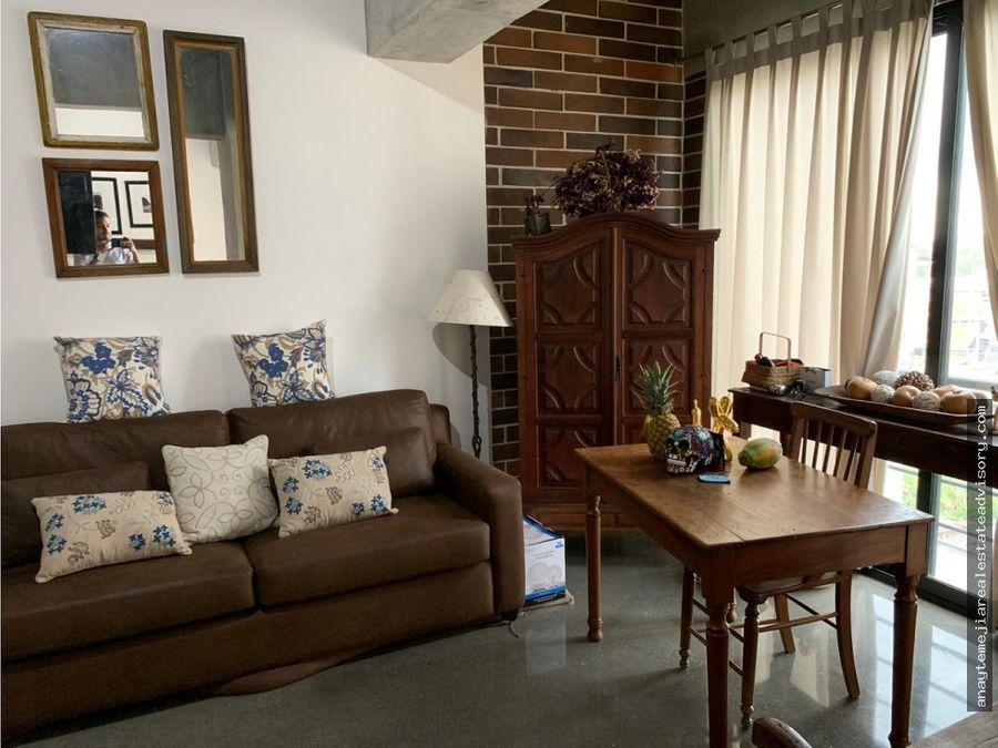 loft en renta y venta edif 4 venezia 4 grados norte z4