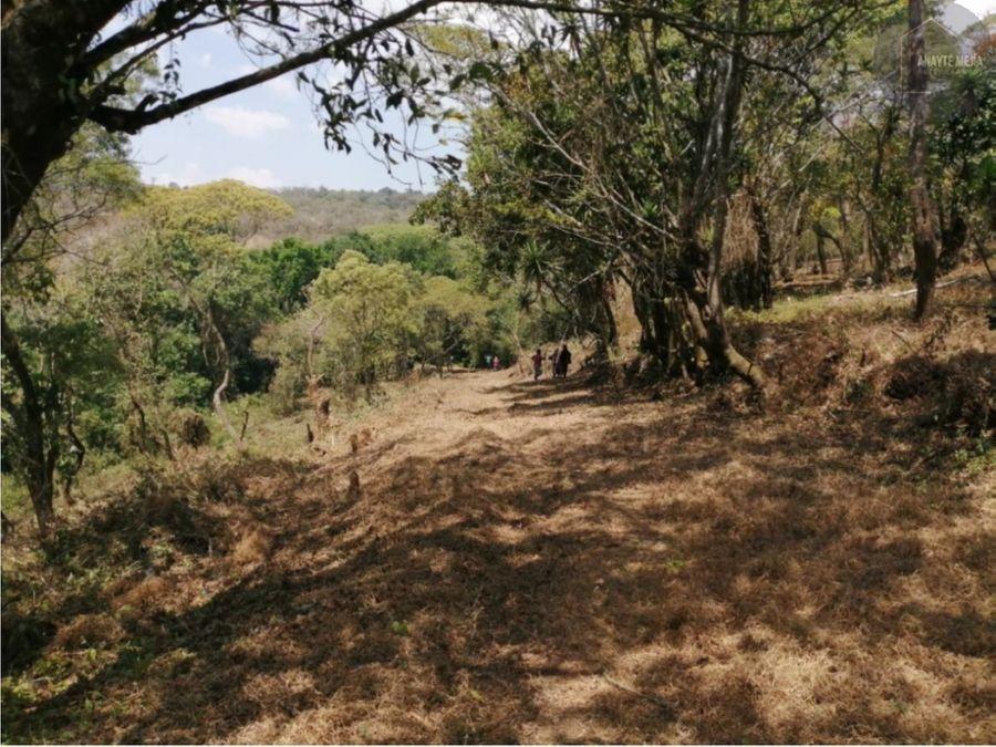 terreno en venta en km 265 carretera a el salvador 77 manzanas