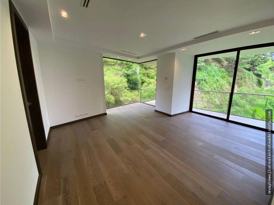 apartamento en venta zona 16 edificio exclusivo