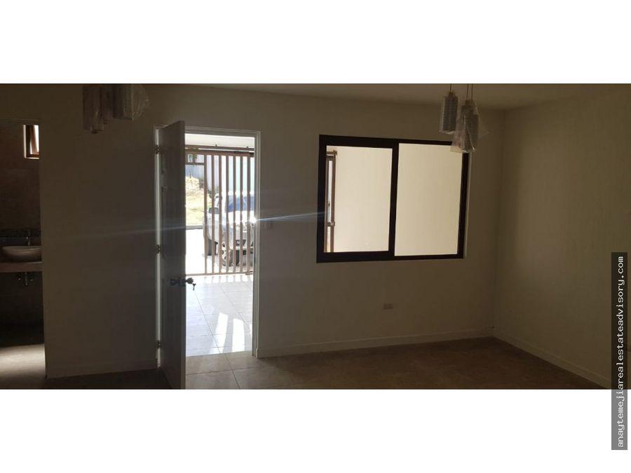 casa en venta para estrenar zona 16