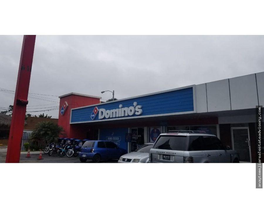renta de local plaza petapa