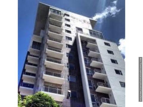 apartamento amueblado en torre catorce zona 14