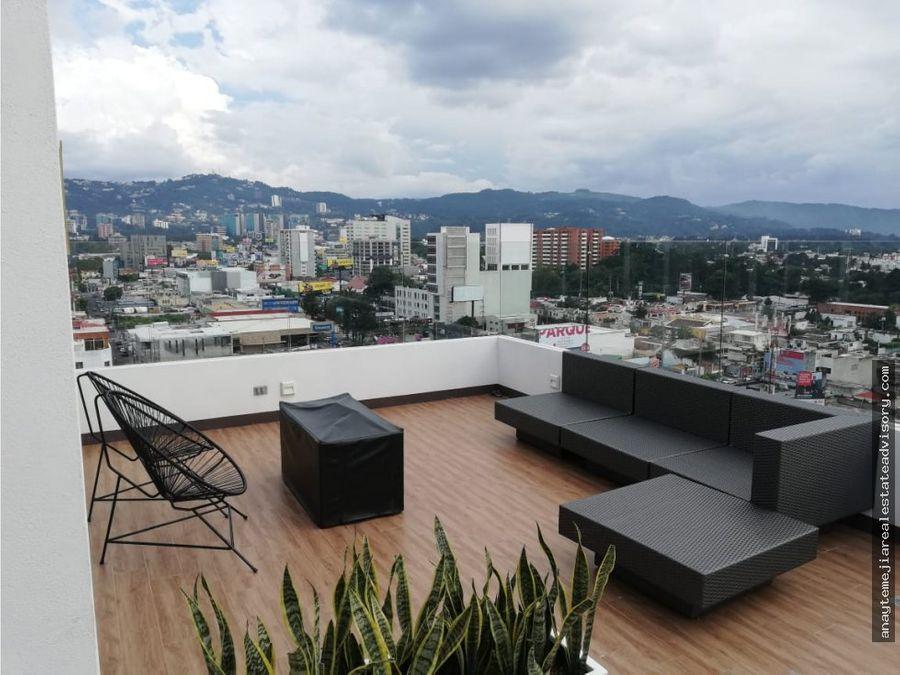 venta de apartamento cityhaus zona 10