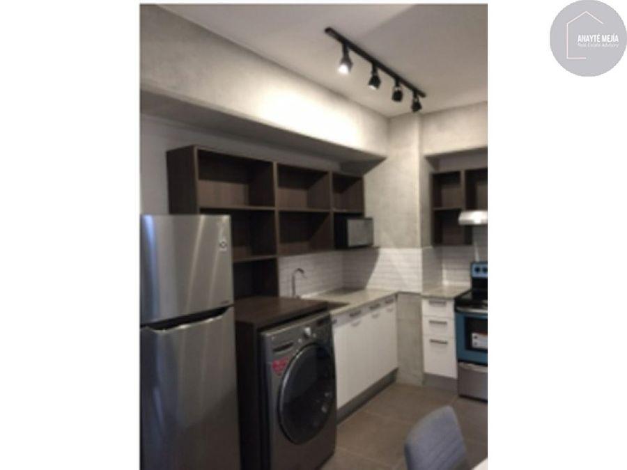 apartamento en renta en fabra zona 10