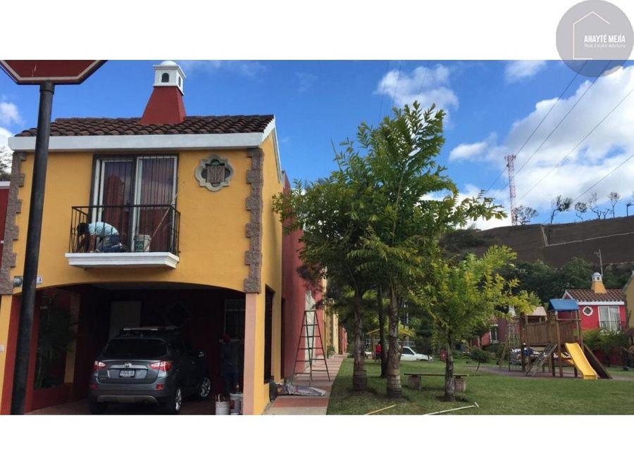 casa en venta condominio canadas del rio colonial