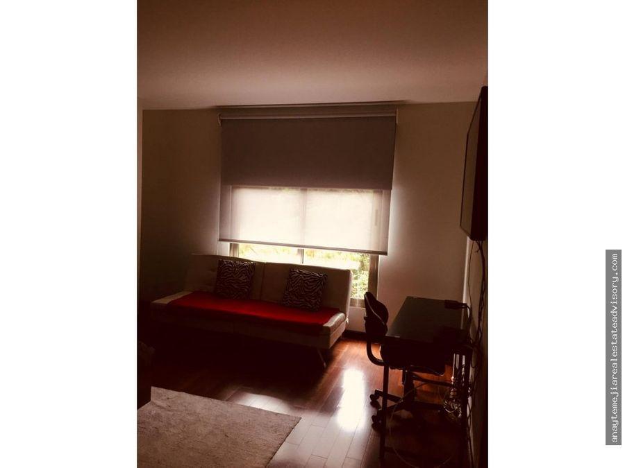 apartamento en renta zona 16 santa fe